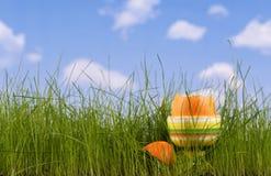 Pascua-huevo fotografía de archivo
