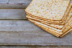 Pascua judía judía del día de fiesta del pesah del concepto judío de la celebración foto de archivo