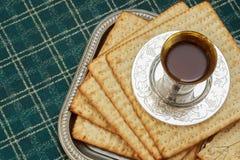 Pascua judía judía del concepto de la celebración de Pesah del día de fiesta fotografía de archivo