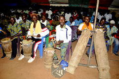 Pascua judía preparatoria en el país de Baoule Fotografía de archivo libre de regalías