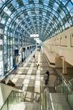Pase sobre el ferrocarril de la estación de la unión, Toronto Fotos de archivo libres de regalías