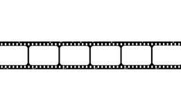 pasek filmowego Zdjęcia Stock