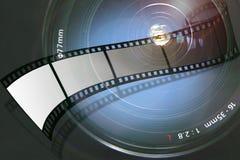 pasek filmowego Obrazy Stock