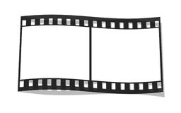 pasek filmowego Obrazy Royalty Free