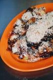 Pasembur - plato malasio de la ensalada foto de archivo libre de regalías