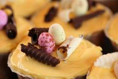 Pasen Cupcake Royalty-vrije Stock Afbeelding