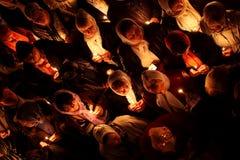 Pasen in de Orthodoxe Kerk Royalty-vrije Stock Foto
