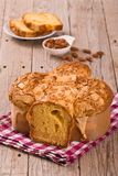 Pasen-Duifbrood Colomba Pasquale stock foto