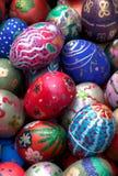 Pasen eggs9 Stock Afbeeldingen