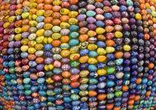 Pasen, eieren stock foto's