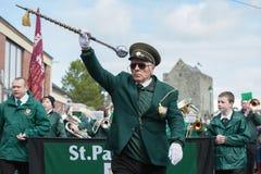 2016 Pasen-het Toenemen honderdjarige het vieren parade Royalty-vrije Stock Fotografie