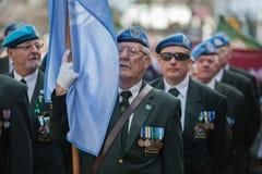 2016 Pasen-het Toenemen honderdjarige het vieren parade Royalty-vrije Stock Afbeeldingen