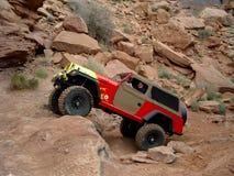 Pasen Jeep Safari, Moab Utah Royalty-vrije Stock Fotografie