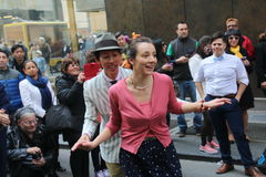 2016 Pasen-parade Stock Foto