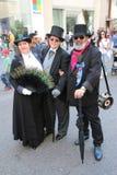 2017 Pasen-parade Royalty-vrije Stock Foto's