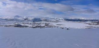Pasen-tijd in Noorwegen Royalty-vrije Stock Fotografie