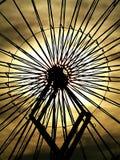 Paseo circular Foto de archivo libre de regalías