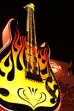 Paseo de la ciudad - Hard Rock Cafe Imágenes de archivo libres de regalías