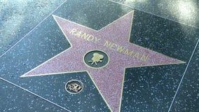 Paseo de la fama Randy Newman