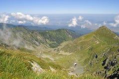 Paseo de la montaña Fotografía de archivo