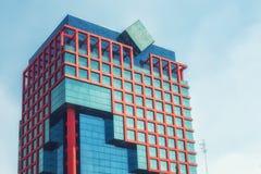 Paseo de la Reforma Architettura contemporanea Fotografia Stock