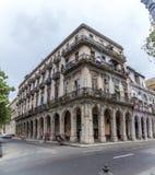 Paseo de Marti (Prada), Havana, Cuba #6 Fotografia de Stock