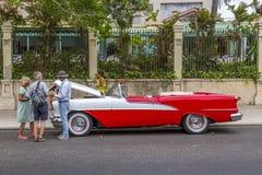 Paseo de Marti (Prada), Havana, Cuba #7 Imagens de Stock Royalty Free
