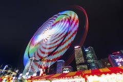 Paseo del carnaval Fotos de archivo