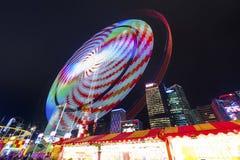 Paseo del carnaval Imagen de archivo