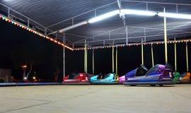 Paseo del coche de la diversión. Imagen de archivo