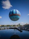 Paseo del impulso de la alameda de las primaveras de Disney Fotografía de archivo