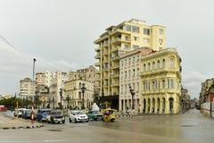 Paseo del Prado, Гавана стоковое фото