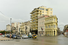 Paseo del Prado, Havana Stock Photo