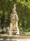 Paseo Del Prado Statua Obraz Royalty Free