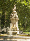 Paseo del Prado Statue Royalty Free Stock Image