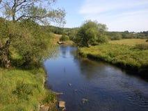 Paseo del río Foto de archivo libre de regalías