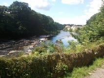 Paseo del río Imagen de archivo