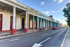 Paseo El Prado - Cienfuegos, Cuba Royalty Free Stock Photography
