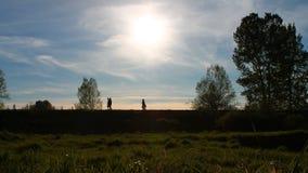 Paseo en Dykes Foto de archivo