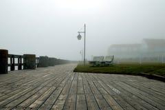 Paseo marítimo foto de archivo