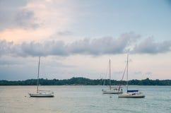 Paseo marítimo de Changi Fotos de archivo libres de regalías