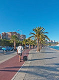 Paseo Maritimo Stock Photos
