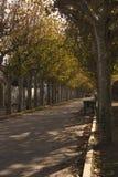 Paseo stacja Benicarlo Zdjęcie Royalty Free