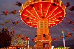Paseos del carnaval Imagenes de archivo