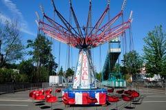 Paseos del carnaval Fotos de archivo
