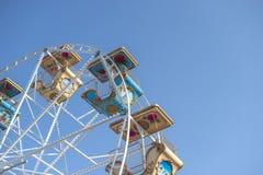 Paseos Ferris Wheel Fotos de archivo