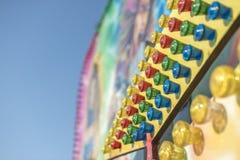 Paseos Ferris Wheel Imagen de archivo libre de regalías
