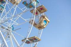 Paseos Ferris Wheel Fotografía de archivo
