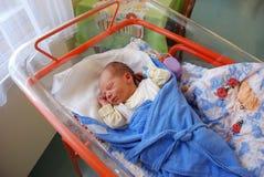 Pasgeboren Stock Afbeeldingen