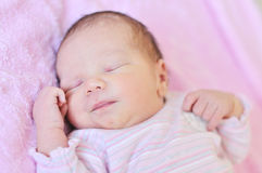 Pasgeboren Royalty-vrije Stock Afbeeldingen